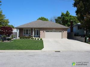 $359,900 - Bungalow for sale in Sarnia