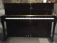 Free delivery! Superb Ravell Upright Piano - Excellent Modern Compact Instrument (Like Yamaha M110)
