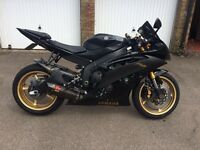 R6 FOR SALE (BLACK/GOLD EDITION)