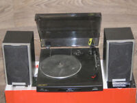 Bush MTT1 mini turntable