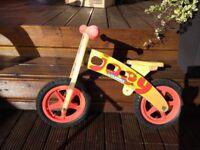 Hudora Joey Balance Bike