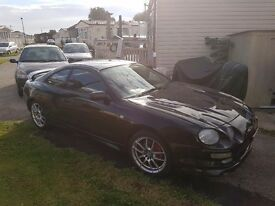 Toyota celica st202 px/swap with diesel or van.