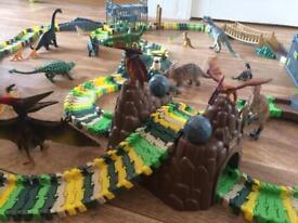 ELC Dino Track