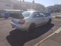 Subaru impreza 1.6 swap or sale