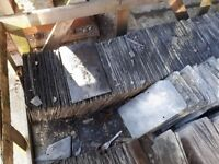 2100 Welsh roofing slates (believed to be Penrhyn)