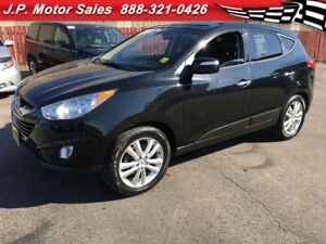 2013 Hyundai Tucson GLS, Automatic, Navigation, Leather, AWD