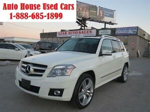 2011 Mercedes-Benz GLK-Class 4MATIC,LEATHER, NAVIGATION
