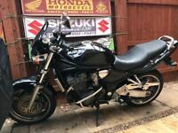 Suzuki 1200 Bandit 2002 - swap why?