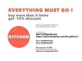 Everything MUST GO !!! - Kitchen