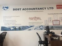 Accountant in London - Cheap in Fees but Professional (ACCA)