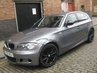 #### BMW 1 SERIES 120D M SPORT 2010 #### 6 SPEED DIESEL #### 5 DOOR HATCHBACK