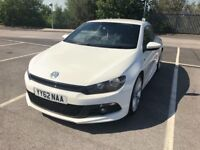 Volkswagen Scirocco R-Line 2.0 TDI Bluemotion, low mileage!!