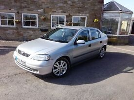 VAUXHALL ASTRA SRI 16 VALVE, 66000 GENUINE MILES, MOT TILL MARCH 2018, EXCELLENT CONDITION FOR YEAR.