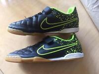 Boys Nike UK size 3 trainers
