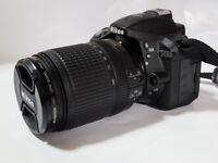 Nikon 5300 + 2 Lenses