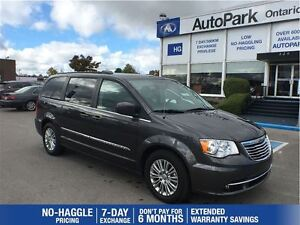 2016 Chrysler Town & Country Touring| Leather| Backup Camera| Po