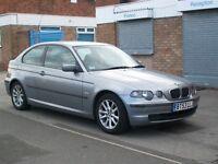 BMW 3 Series 1.8 316ti ES Compact 3dr 2003 53
