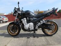 2008 SUZUKI GSF 1250 BANDIT STREET FIGHTER WITH LOW MILAGE AND FANTASTIC CONDITION