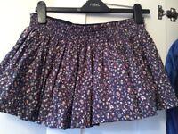 Jack Wills Mini Skirt size 10