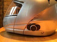 Motorcycle helmet V-Can bluetooth Flip Front