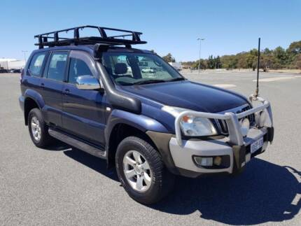 2003 Toyota LandCruiser GXL Turbo Diesel Extras *$79 per week Maddington Gosnells Area Preview