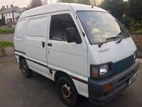 P Reg Daihatsu Hijet 1.2 Diesel Only 50k 1 Owner From New Very Rare Classic Rascal carry