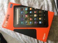 Amazon fire HD 8 Pad *brand new*