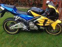 Honda CBR 600RR 06