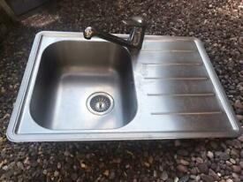 IKEA Sink and Tap