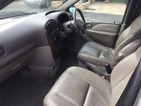 Chrysler grand voyager ltd