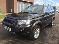 2006 MODEL LANDROVER FREELANDER 2.0 TD4 AUTO FREESTYLE LONG MOT FULL HISTORY