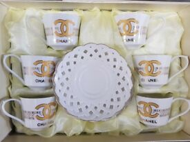 12PC TEA SET IN GIFT BOX