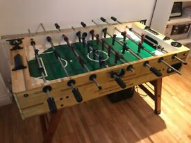 Football Table- Full Size for £60