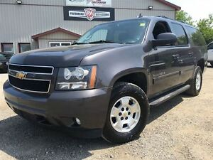 2011 Chevrolet Suburban FULLY LOADED LT W POWER MOON DUAL ROW HE