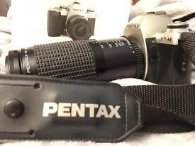 Pentax MZ-M SLR Camera