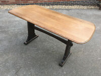 Lovely Solid Oak Dining (Refectory) Table