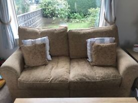 Laura Ashley Sofa Bed Great Condition