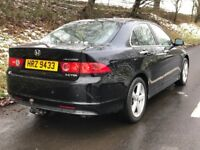Mint 2007 Honda Accord 2.2 I-CTDI EX 4 DR, sat nav, leather, trade in considered, credit cards ok