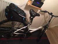 Apollo Elyse Women's Hybrid Bike