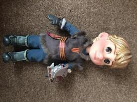 Disney Store animators collection Kristoff from frozen