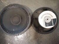 "Ampeg Celestion 10"" speaker K10T 200 MR - as used in Ampeg pro cabinets"