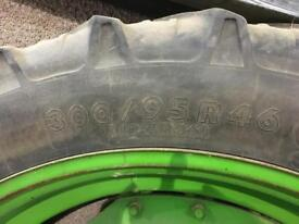 Row crop tyres for sale