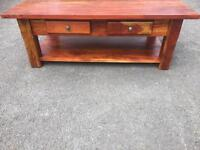 Solid Oak Table. Can Deliver