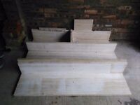 Marble paves slabs *long pieces and very heavy* - 250 O.N.O