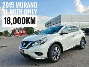 2015 Nissan Murano SL AWD  Free Delivery