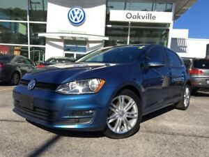 2015 Volkswagen Golf Highline Leather Bluetooth Sunroof