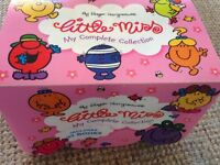 NEW Little Miss Collection x33 books