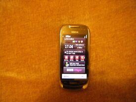 NOKIA C7 MOBILE PHONE