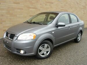 2008 Pontiac WAVE SE. WOW!! Only 109000 Km! Loaded! 5 Speed!