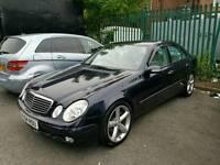 Mercedes e class 320 avant-garde